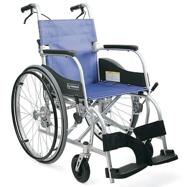 自走用車いす KF22-40SB「ふわりす(自走用)」