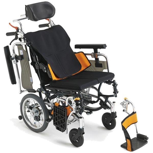 ティルト式 介助用車いす SKT_Plus ABS『スキットプラスABS』