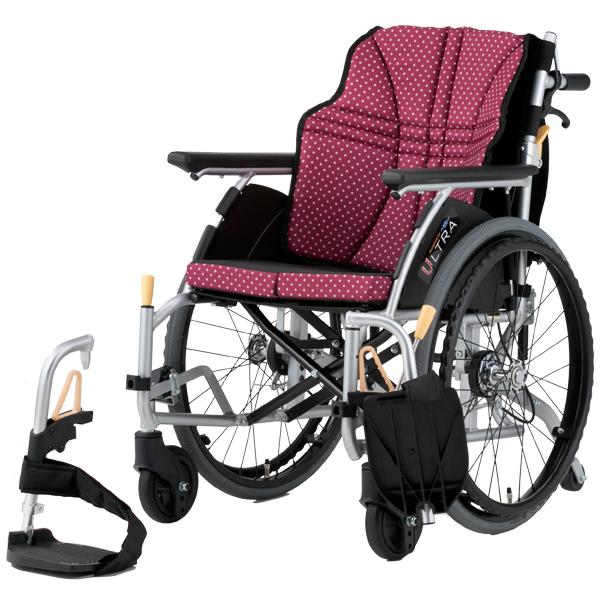 低床型 自走用六輪車いす ウルトラNA-U6【屋内専用】