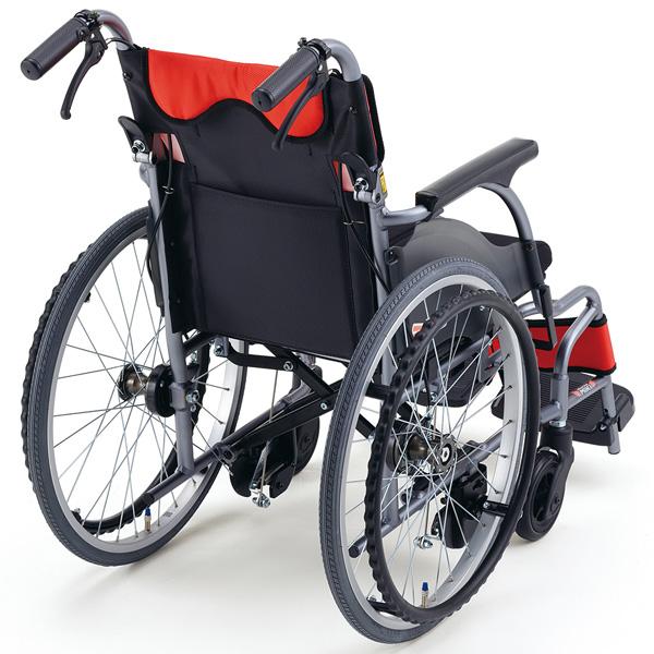 低床型 自走用車いす CRT-1 LoB[ノンバックブレーキ搭載]