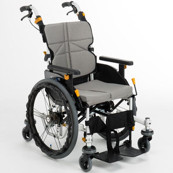 低床型 自走用六輪車いす NEXT-70B「ネクストコア-くるり 自走用(低床)」【屋内専用】