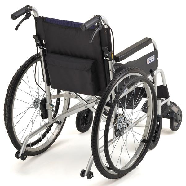 自走用車いす EST-1[アシストキャスター付き車いすイージースルーEST-1]