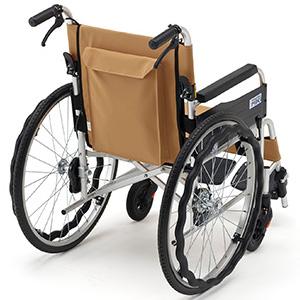 自走用車いす STR-1[抗菌加工シート車]