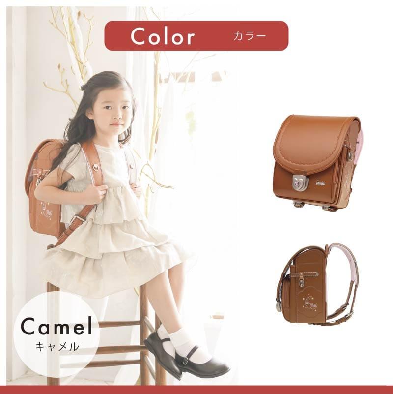 少量在庫有 くるピタバービー ポップキュート ランドセル 女の子用 最新版 2022 日本製 キャメル カーマイン バイオレット 6年保証 代引手数料&送料無料! 名入れ特典 早期購入図書カードプレゼント 1bb2784k