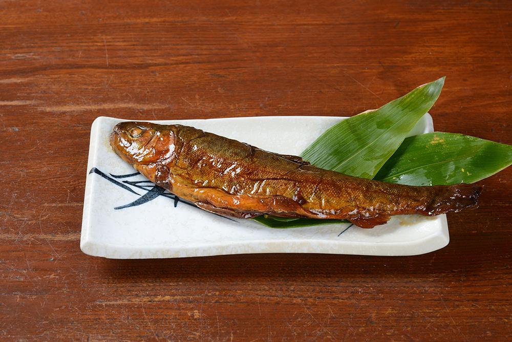 山椒の実入り甘露煮味比べセット