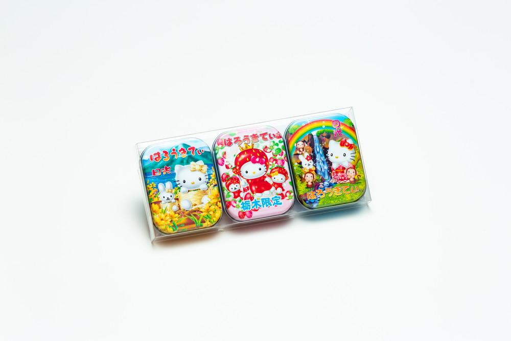 日光キティラムネ缶