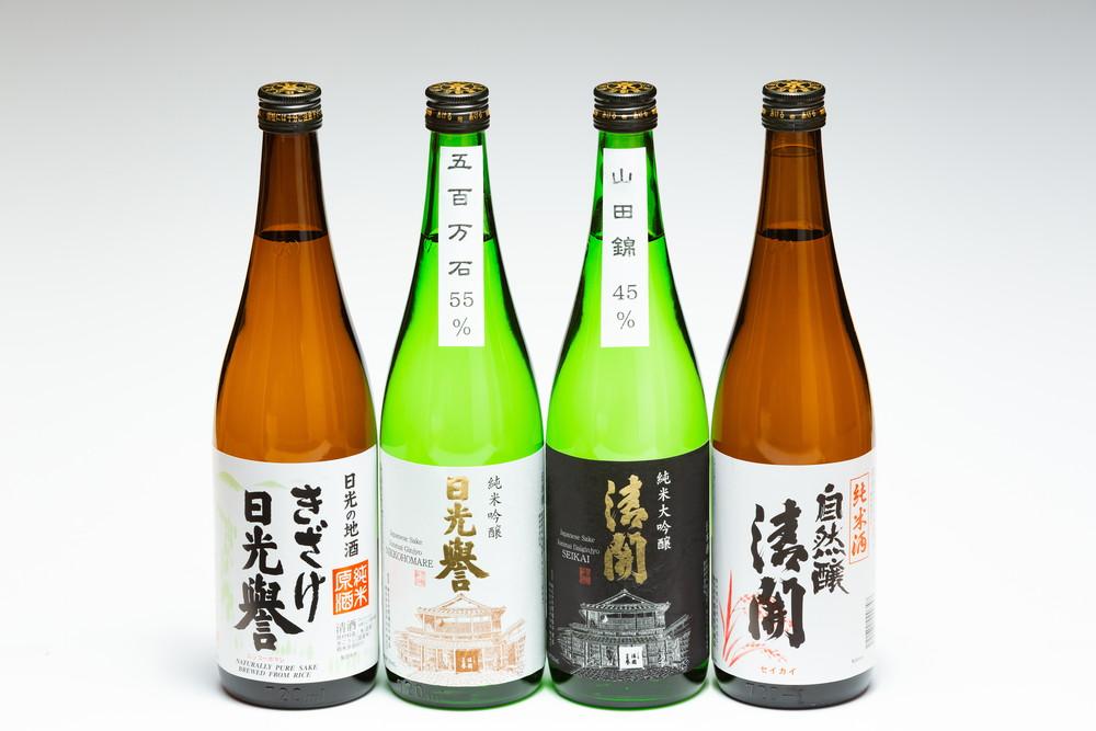 純米原酒 きざけ日光誉 720ml