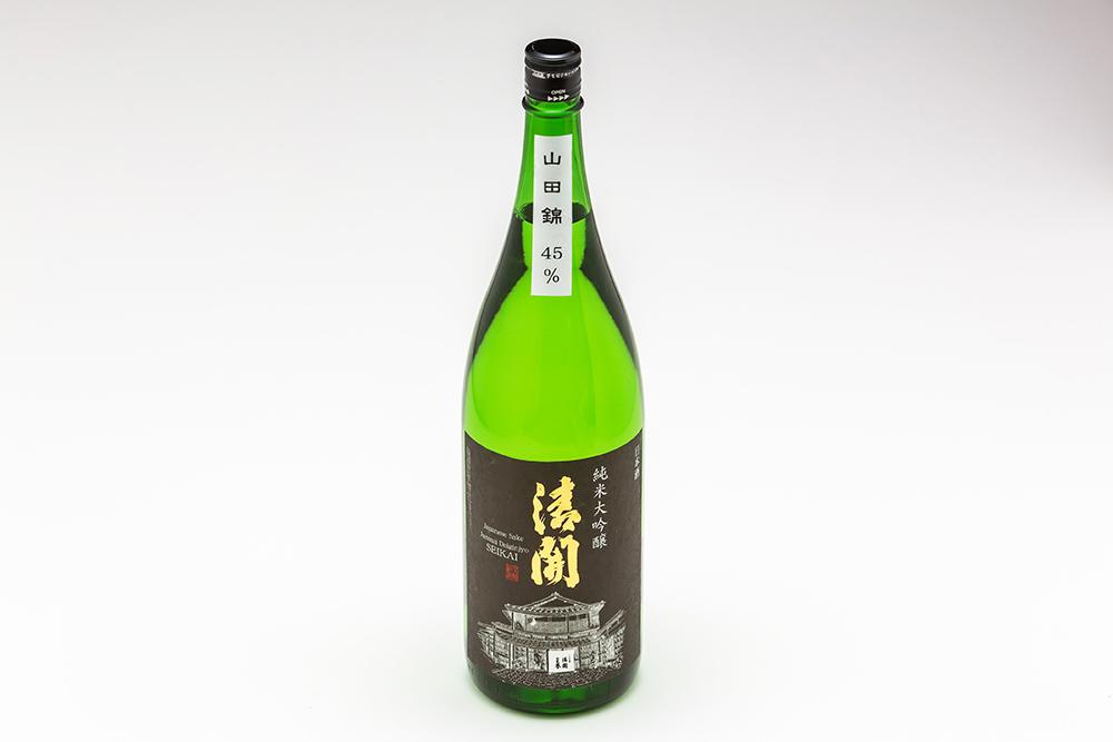 純米大吟醸 清開 1.8l