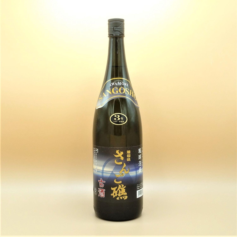 さんご礁3年古酒 30度 1800ml(一升瓶) お得!まとめ買い6本セット