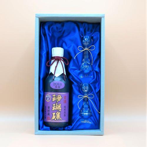 【父の日ギフト】IZUMIグラスギフトセット(甕貯蔵500mll) 限定5セット