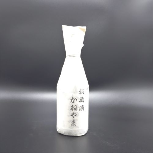 【父の日ギフト】限定秘蔵酒 かねやま15年貯蔵 43度 720ml(木箱入り)