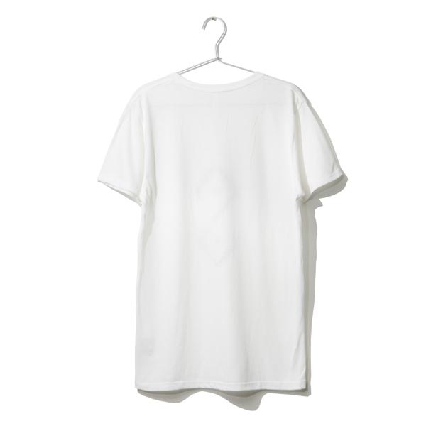 Native Logo T-shirt <VANILLA WHITE>