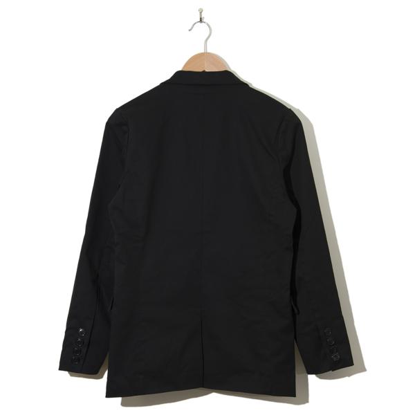 セットアップ ジャケット BLACK