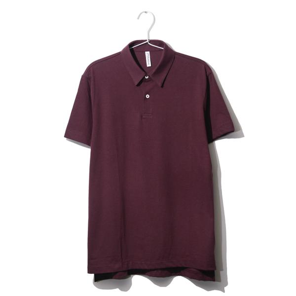 Polo Shirt <Bordeaux>