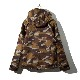 Mountain Hoodie CAMOUFLAGE LIGHT BROWN