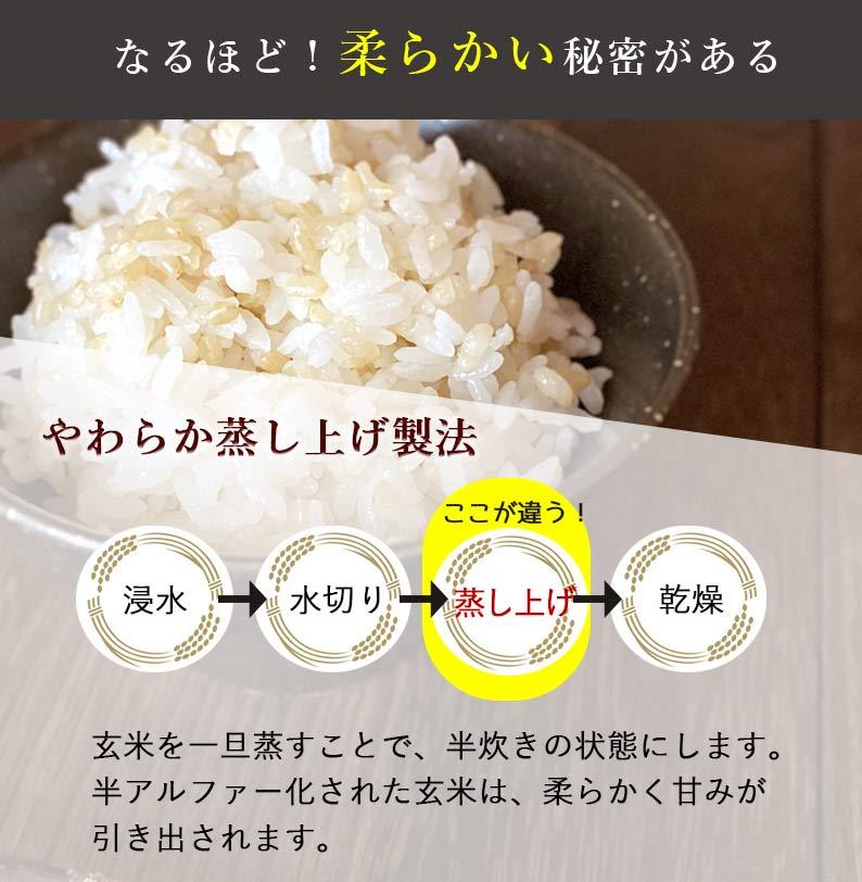 秋田県大潟村産 発芽玄米 400g