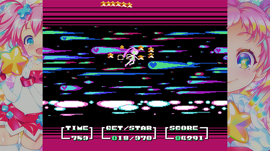 キラキラスターナイトEXA (exA-Arcadia専用ROM)