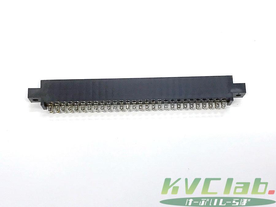 56P 3.96mmピッチ エッジコネクタ (中国製・黒)