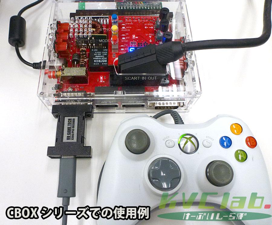 Undamned DB15 USB Decoder by UD GameTech