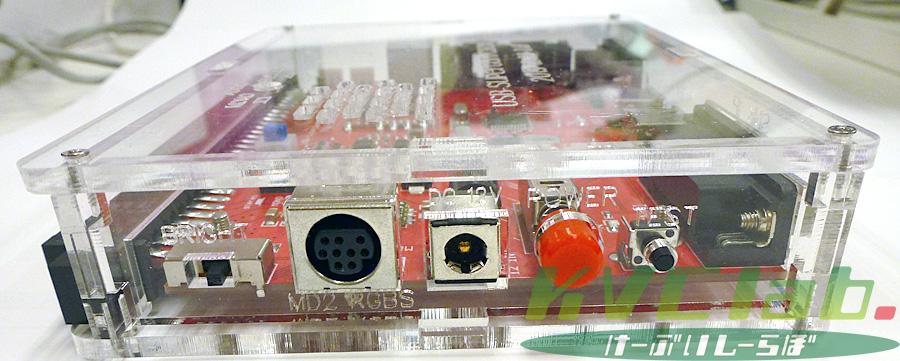 簡易コントロールボックス【USB V2.0】CBOX USB V2.0(ACサービス中)