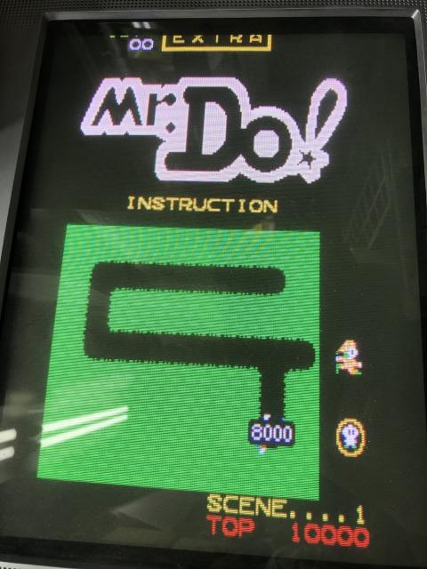 Mr.Do!(C)基板