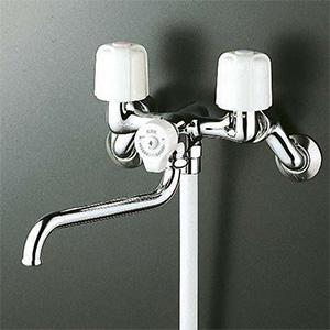【KF100N2】一時止水付2ハンドルシャワー