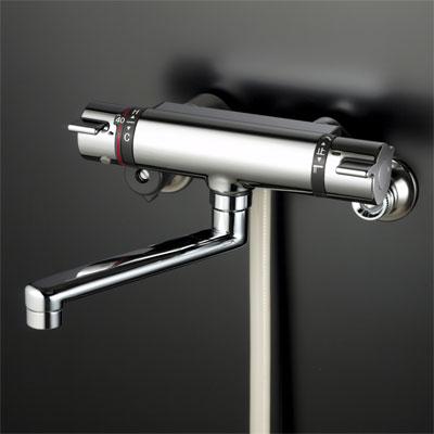 【KF800TR2】サーモスタット式シャワー 240mmパイプ付