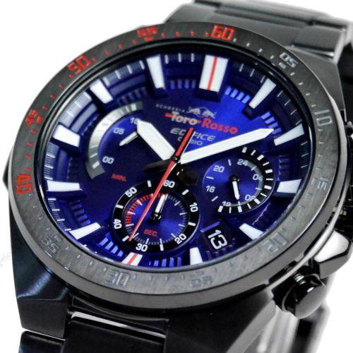 カシオ エディフィス 腕時計  Scuderia Toro Rosso EFR-563TRJ-2AJR スクーデリア・トロ・ロッソ・リミテッドエディション メンズ 国内正規品
