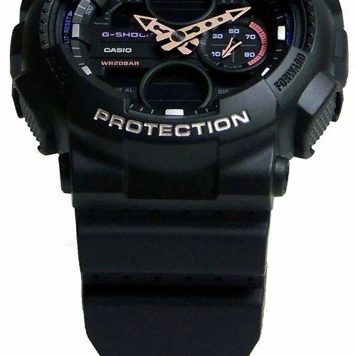CASIO G-SHOCK アナログ・デジタル腕時計 GMA-S140-1AJR ミッドサイズ メンズ 国内正規品