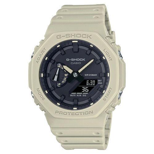 CASIO G-SHOCK アナログ・デジタル腕時計  GA-2100-5AJF メンズ 国内正規品