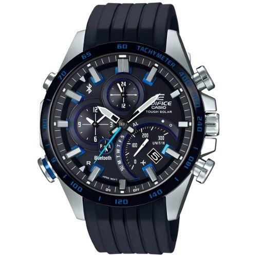 カシオ エディフィス ソーラー腕時計  EQB-501XBR-1AJF スマートフォンリンク機能搭載 メンズ 国内正規品