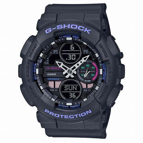 CASIO G-SHOCK アナログ・デジタル腕時計 GMA-S140-8AJR ミッドサイズ メンズ 国内正規品