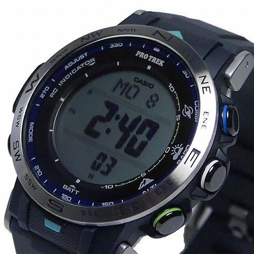 カシオ プロトレック デジタルソーラー電波腕時計 PRW-30NJ-1JR メンズ 日本自然保護協会コラボレーションモデル 国内正規品