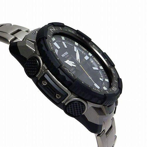カシオ プロトレック アナログ・デジタル腕時計  PRT-B70T-7JF メンズ スマートフォンリンク Angler Line  国内正規品