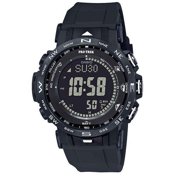 カシオ プロトレック クライマーライン デジタルソーラー電波腕時計 PRW-30Y-1BJF メンズ 国内正規品