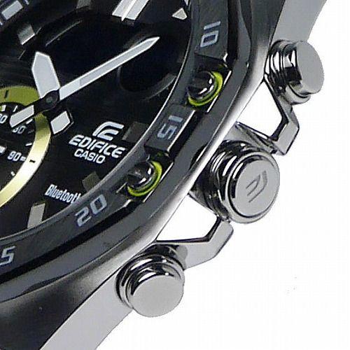 カシオ エディフィス 腕時計 ECB-10YDB-1AJF メンズ スマートフォンリンク 国内正規品