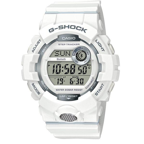 カシオGショック デジタル腕時計  G-SQUAD(ジー・スクワッド)  GBD-800-7JF Bluetooth通信 メンズ 国内正規品