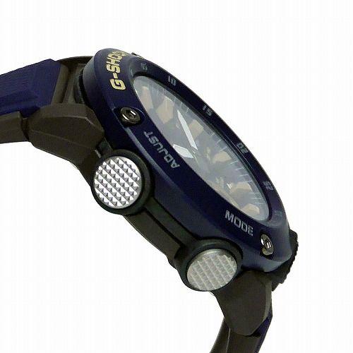 カシオGショック アナログ・デジタル腕時計  GA-2000-2AJF メンズ 国内正規品