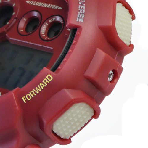 カシオGショック デジタル腕時計  GD-120NC-4JF メンズ 限定品 国内正規品
