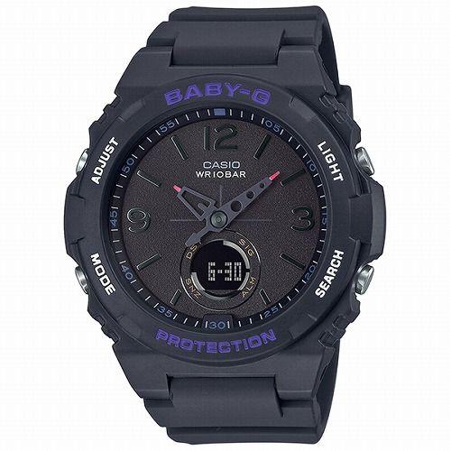 カシオ ベビーG アナ・デジ腕時計  BGA-260-1AJF 国内正規品