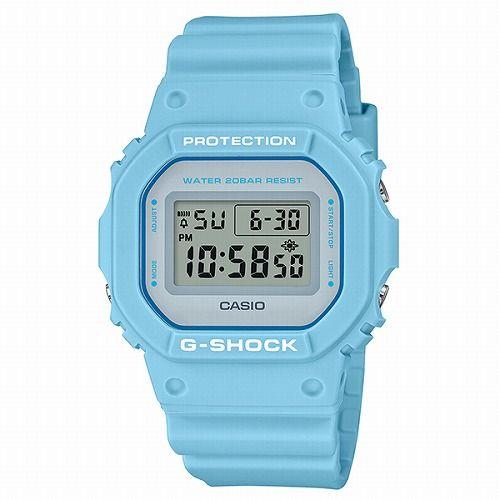 CASIO G-SHOCK デジタル腕時計 DW-5600SC-2JF メンズ Spring Color Series 国内正規品