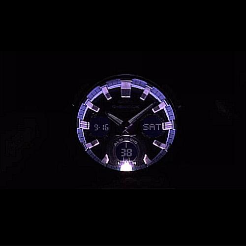 カシオGショック アナログ・デジタル ソーラー電波腕時計  GAW-100PC-1AJF Neon accent Color メンズ 国内正規品