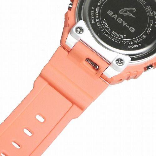 カシオ ベビーG アナ・デジ腕時計  BGA-260-4AJF 国内正規品