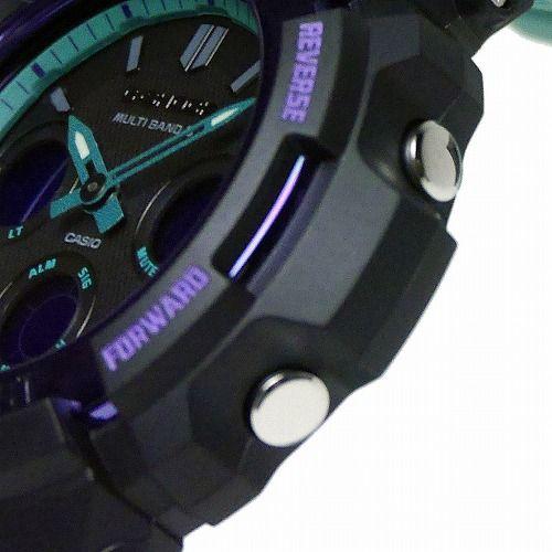 カシオGショック ソーラー電波腕時計  AWG-M100SBL-1AJF  メンズ 国内正規品