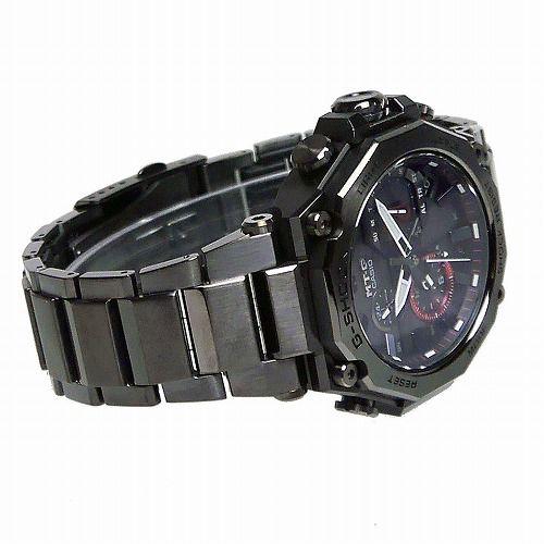 CASIO G-SHOCK MT-G 電波ソーラー腕時計 MTG-B2000BDE-1AJR メンズ スマートフォンリンク  交換用バンド付き 国内正規品