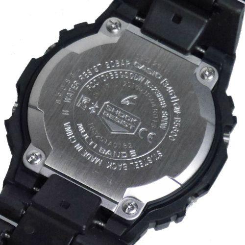 カシオGショック黒 Bluetooth搭載ソーラー電波腕時計  GW-B5600BC-1JF メンズ 国内正規品