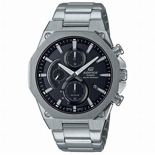 カシオ エディフィス ソーラー腕時計  EFS-S570YD-1AJF 薄型 9.7mm 国内正規品