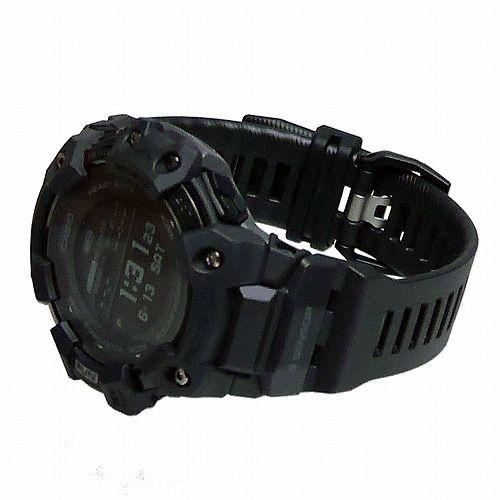カシオGショック ジー・スクワッド 心拍計 GPS機能 Bluetooth 搭載 ソーラー電波腕時計 GBD-H1000-1JR メンズ 国内正規品