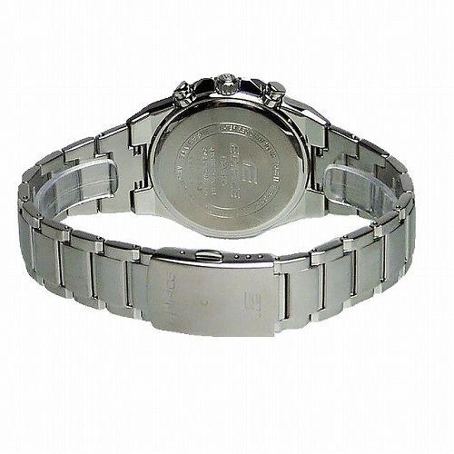 カシオ エディフィス ソーラー腕時計  EFS-S570YDB-2AJF 薄型 9.7mm 国内正規品