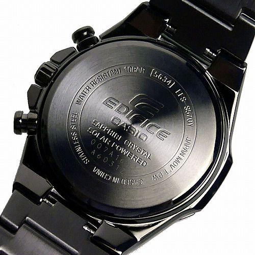 カシオ エディフィス ソーラー腕時計  EFS-S570YDC-1AJF 薄型 9.7mm 国内正規品